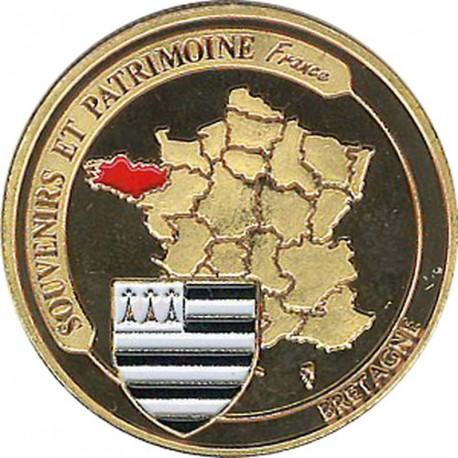 Souvenirs et Patrimoine 34mm  Brocel11