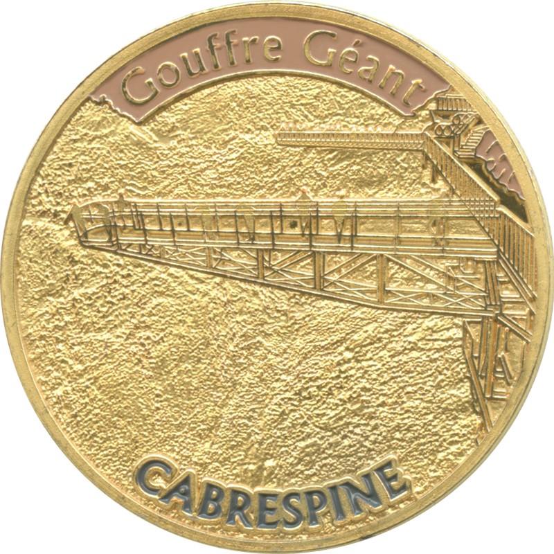 Souvenirs et Patrimoine 34mm  Cabres10