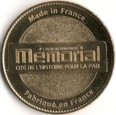 Pichard-Balme revers spécifique = 33 Caen1010