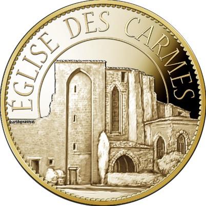 Carcassonne (11000)  [UEHY] Carmes10