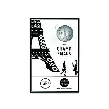 Tour Eiffel (75007) Cartel13
