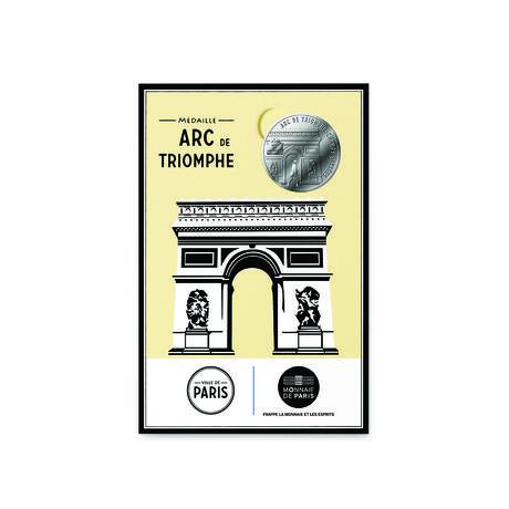 Arc de Triomphe (75008) Cartel16