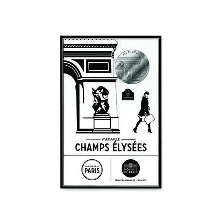 Champs Elysées (75008) [Librairie Biret / UECZ] Cartel18