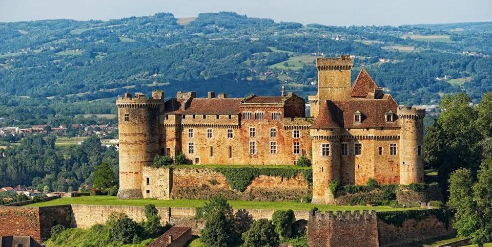 Prudhomat (46130)  [Château de Castelnau-Bretenoux] Castel14