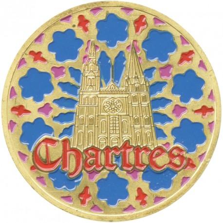 Souvenirs et Patrimoine 34mm  Chartr12