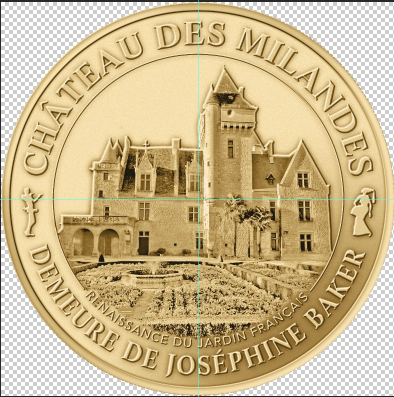 Castelnaud-la-Chapelle (24250)  [Château des Milandes] Chzete11