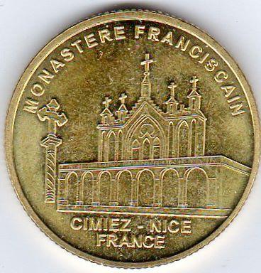 Médailles et Patrimoine Cimiez10