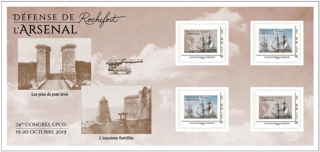 17 - Rochefort - Amicale Philatélique Collec13