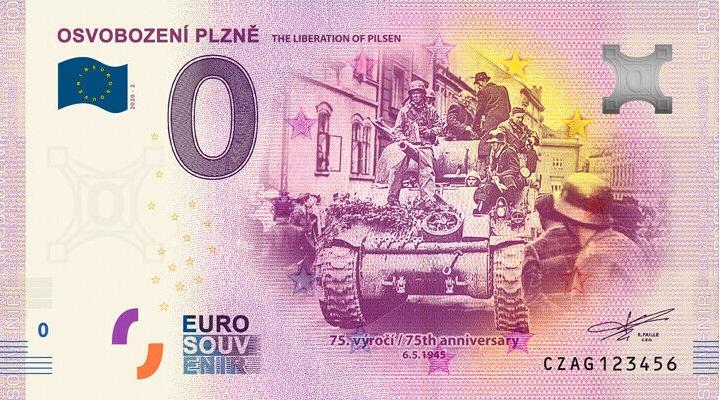 billets souvenirs 2020 Czag11