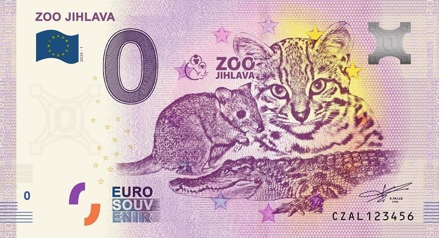 Billets souvenirs Czal10