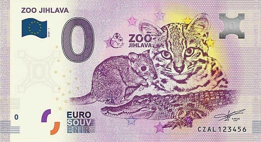 billets souvenirs 2020 Czal11