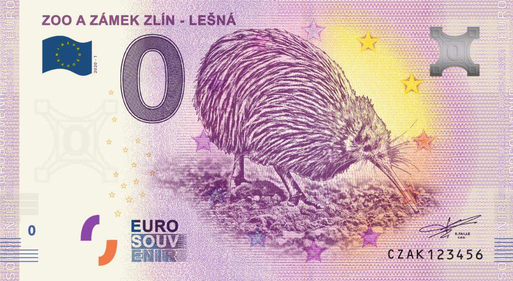 billets souvenirs 2020 Cze_zo11