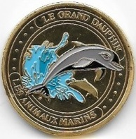 Mer et Océan - Animaux marins Dauphi10