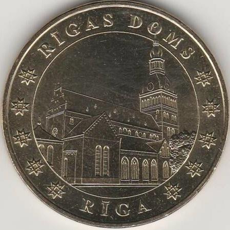Monnaie de Paris Doms10