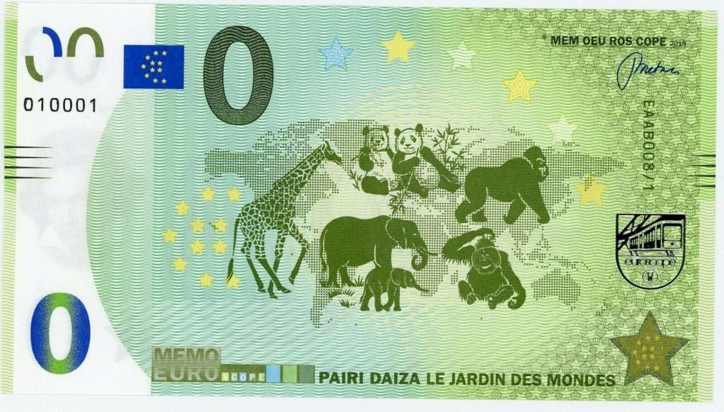 Liste codes Memo Euro scope [001 à 099] Eaab0010