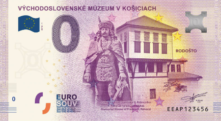 Billets Souvenirs 2019 Eeap-210