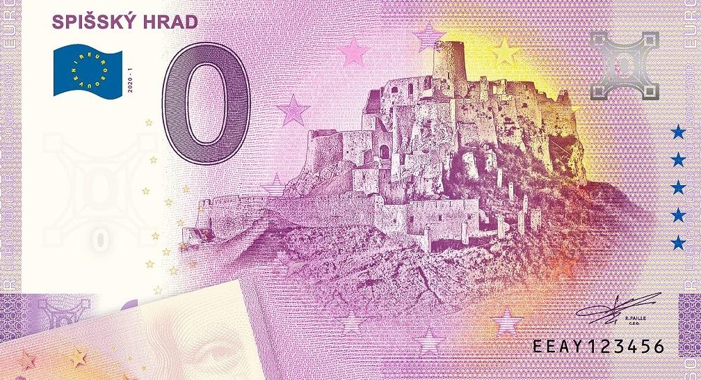 Billets souvenirs 2020 Eeay10