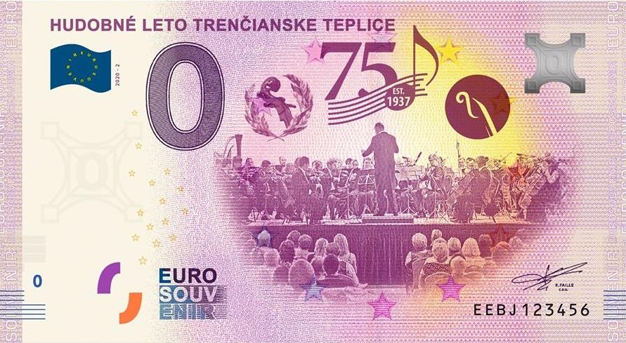 Billets souvenirs 2020 Eebj10