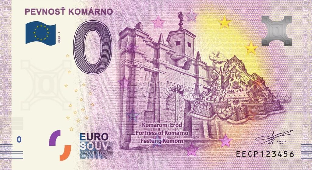 Billets souvenirs 2020 Eecp10