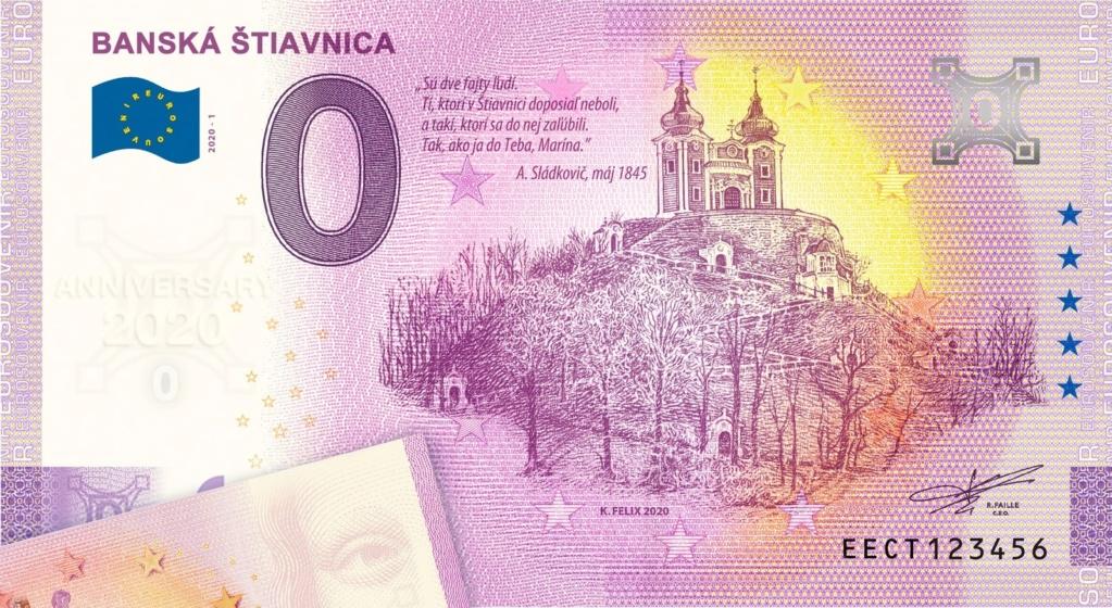 Billets souvenirs 2020 Eect10