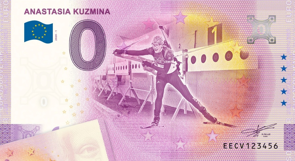 Billets souvenirs 2020 Eecv10