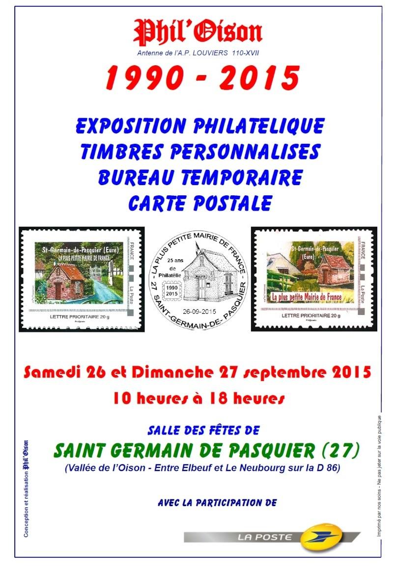 27 - Louviers - Amicale philatélique Eure10