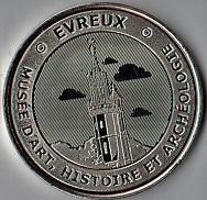 Mémodaille = 6 Evreux13