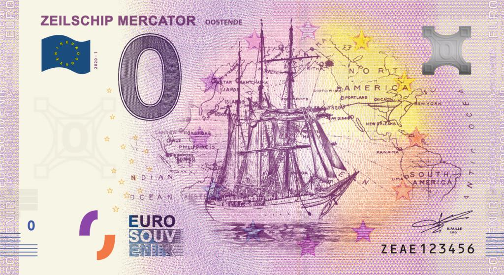 Oostende  [Mercator ZEAE] Fra_be12
