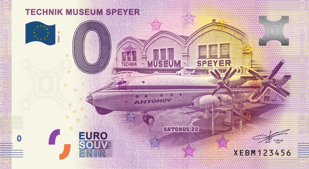 Billets souvenirs 2020 Fra_de13