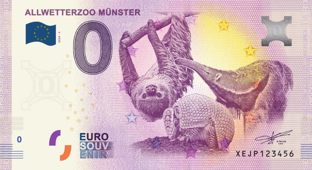 Billets souvenirs 2020 Fra_de21
