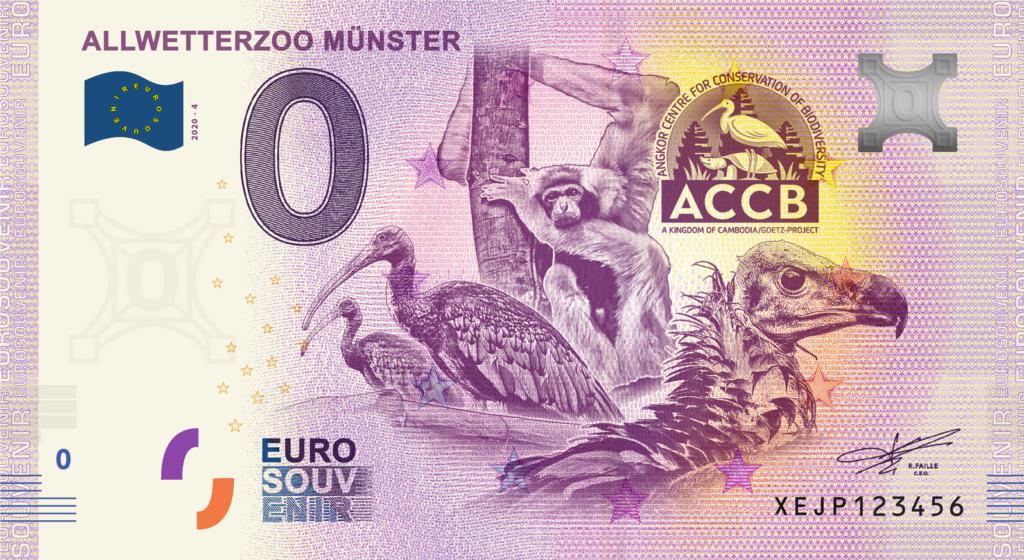 Billets souvenirs 2020 Fra_de23