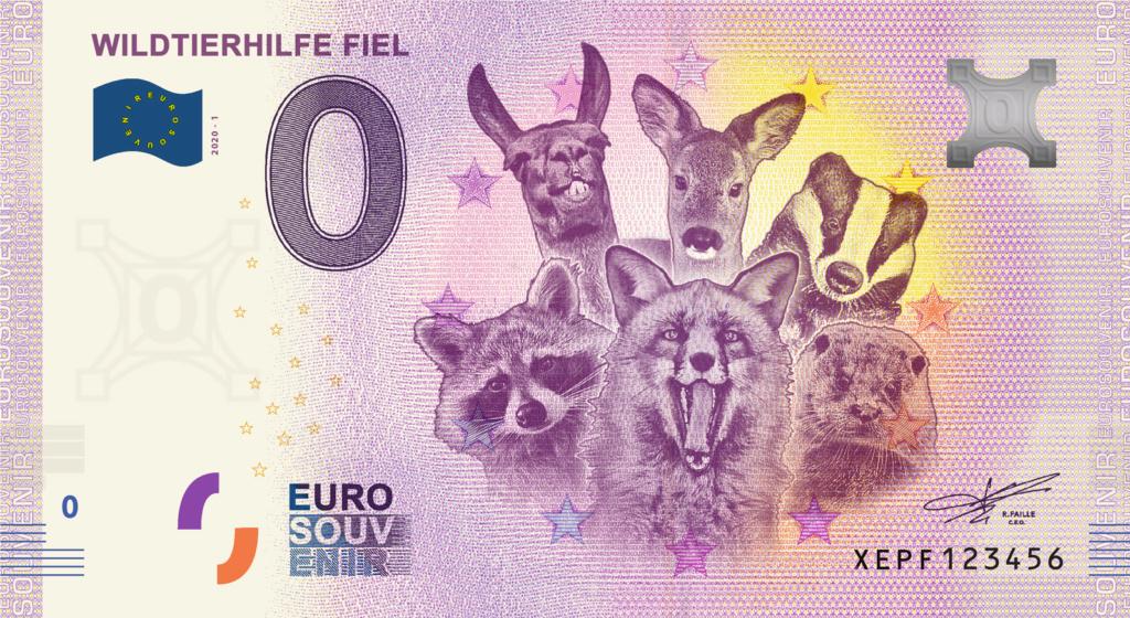 Billets souvenirs 2020 Fra_de29