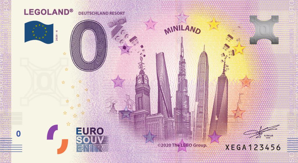 Billets souvenirs 2020 Fra_de30