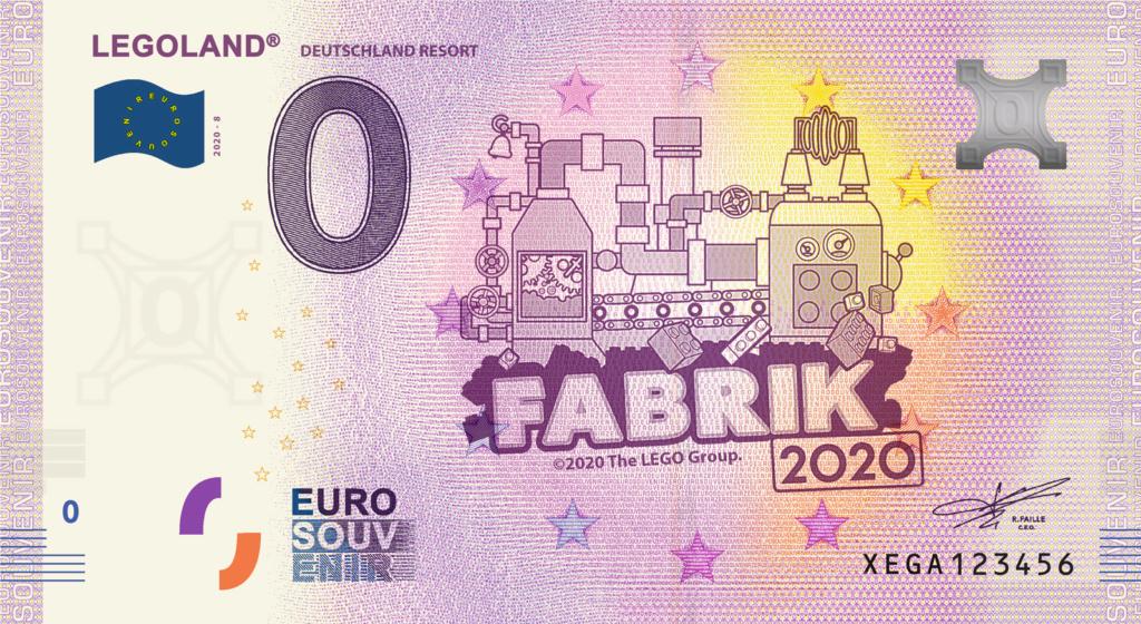 Billets souvenirs 2020 Fra_de32