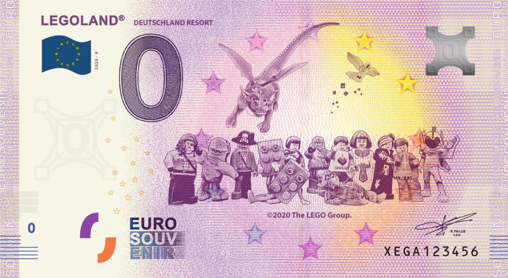 Billets souvenirs 2020 Fra_de33