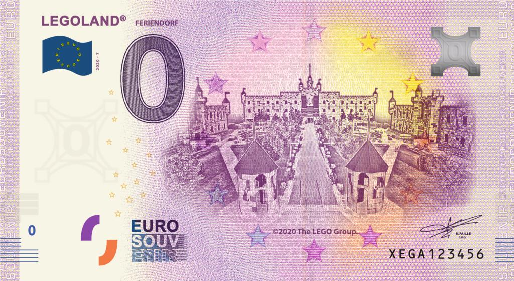 Billets souvenirs 2020 Fra_de34