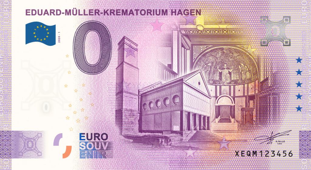 Billets souvenirs 2020 Fra_de35