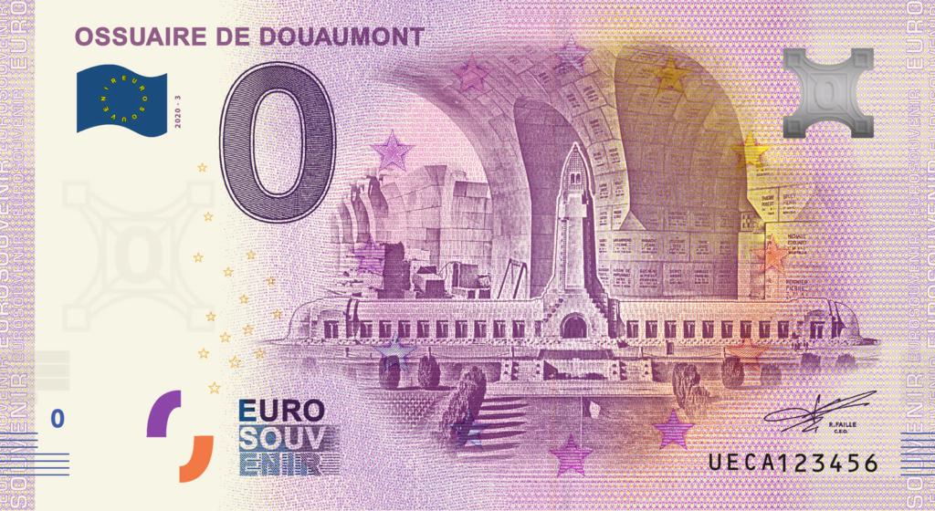 Billets 0 € Souvenirs  = 37 Fra_fr21