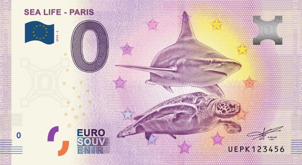 Serris - Marne la Vallée (77711)  [Aquarium Sea Life UEPK] Fra_ue13