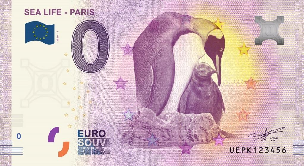 Serris - Marne la Vallée (77711)  [Aquarium Sea Life] Fra_ue14