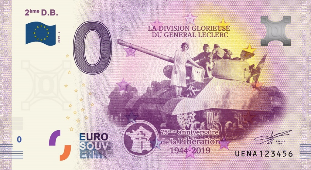Billets 0 € Souvenirs  [SUD = 62] Fra_ue16