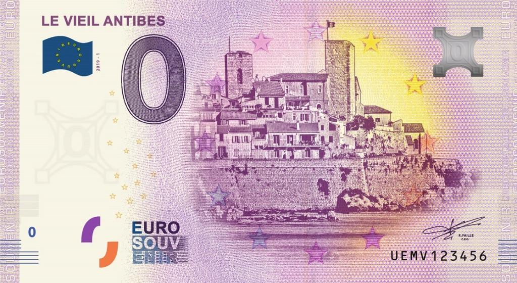 Billets 0 € Souvenirs  [SUD = 62] Fra_ue17