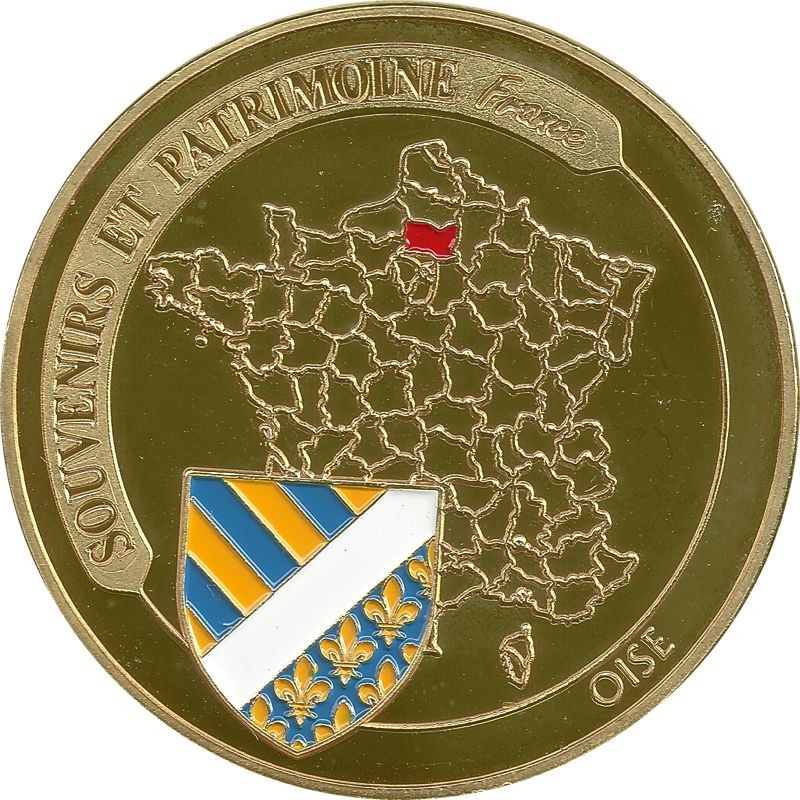 Souvenirs et Patrimoine 40mm =  20 Gerber11
