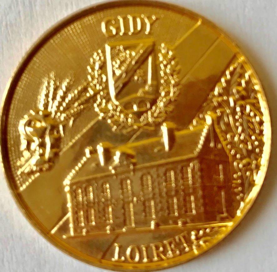 Les Euros et Ecus J.BALME Gidy110