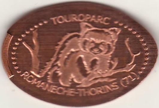 Romanèche-Thorins (71570)  [Touroparc] Graveu18