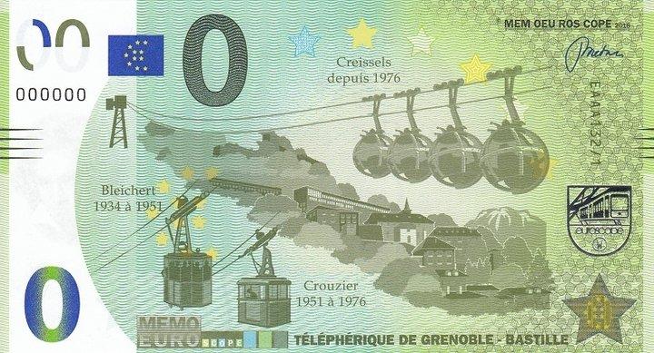 Liste codes Memo Euro scope [100 à 199] Greno10