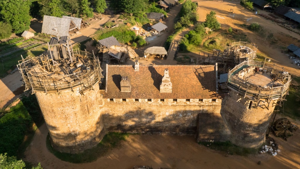 Treigny-Perreuse-Sainte-Colombe (89520) [Guedelon] Guedel10