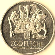 Médailles et Patrimoine Laflec12