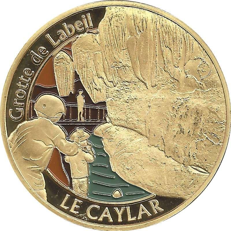 Lauroux (34700)  [Grotte de Labeil / Caylard] Le-cay10