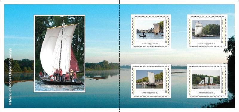 45 - Orléans - Association Philatélique du Loiret APL Loire-10